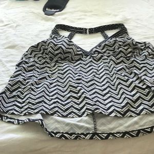 Shore Club Tankini Top